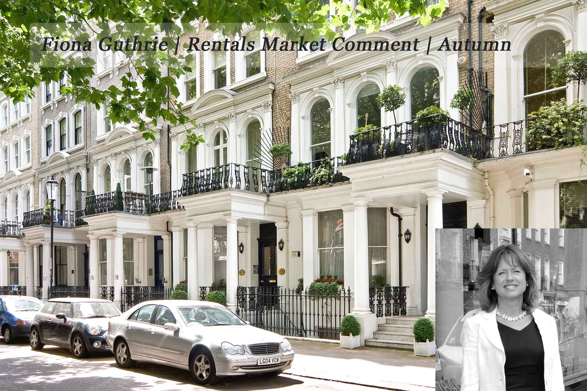 Fiona Guthrie | Rental Market Comment | Autumn 2016