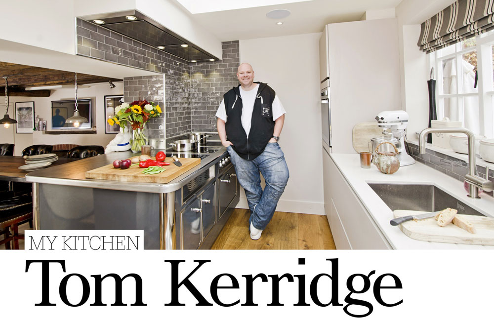 Top chef Tom Kerridge new Knightsbridge restaurant