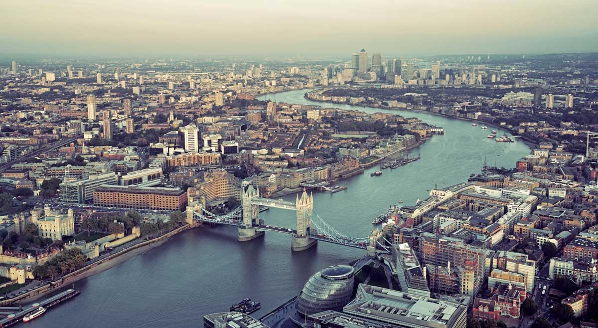 Why you should be investing in London's central area