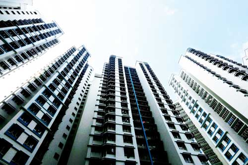 Flats have risen faster than all other property types in seven years
