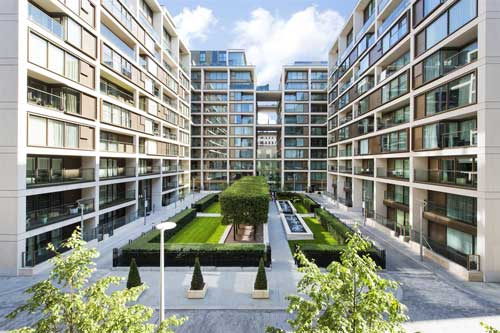 Signs of recovery in Central London's prime market