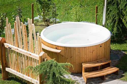 Benefits of Home Hot Tubs blog