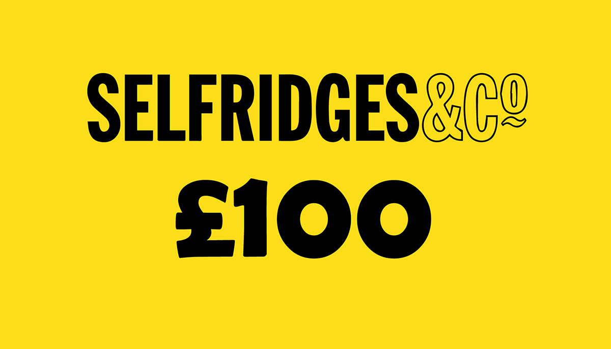 Recommend a new Tenant or Landlord to Plaza Estates and receive £100 or an equivalent Selfridges vou