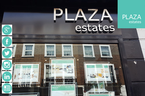 Why sell or let your property through central London estate agent Plaza Est