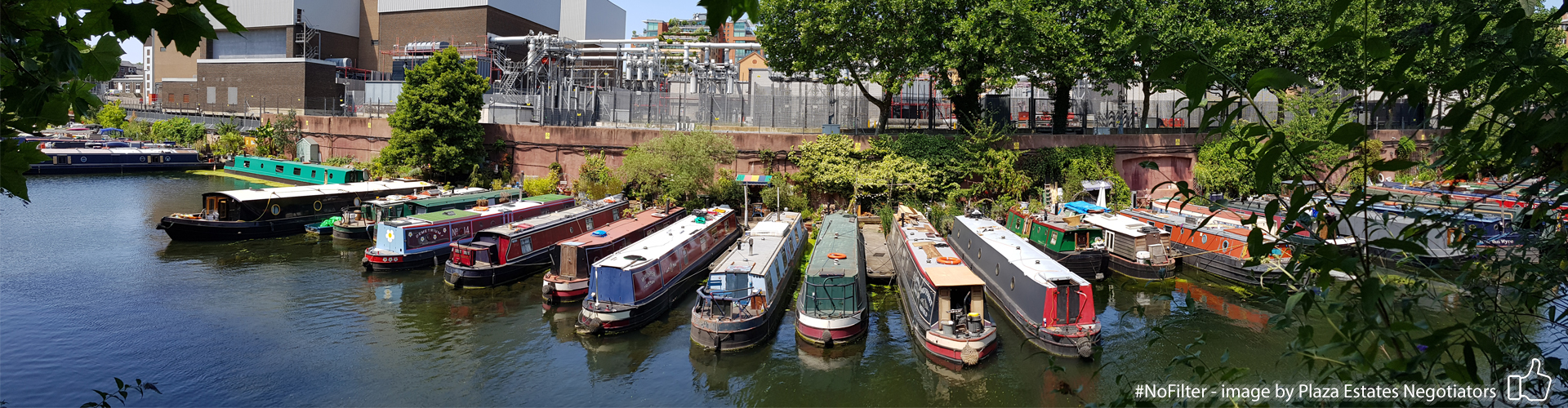 Regents River Canal by Plaza Estates