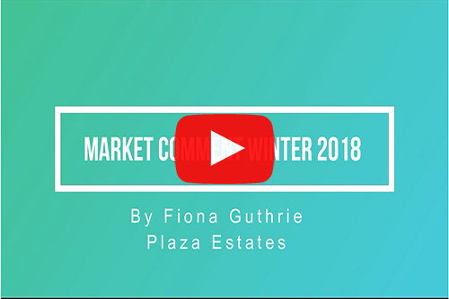 Rental Market Comment Winter 2018 by Fiona Guthrie