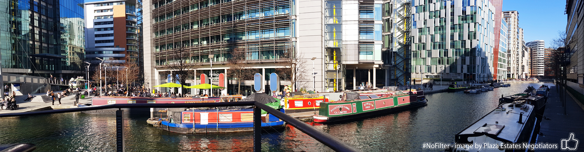 Paddington Basin by Plaza Estates