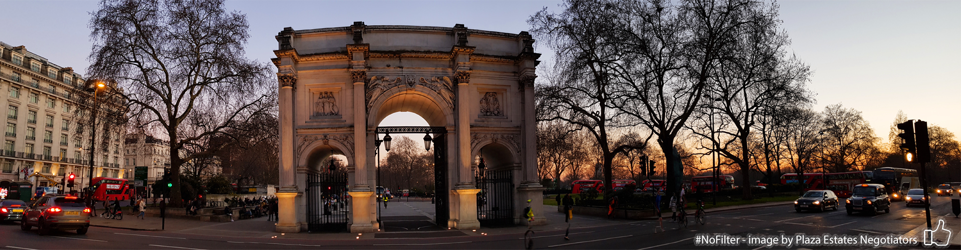 Marble Arch is a 19th-century white marble-faced triumphal arch in London, England.