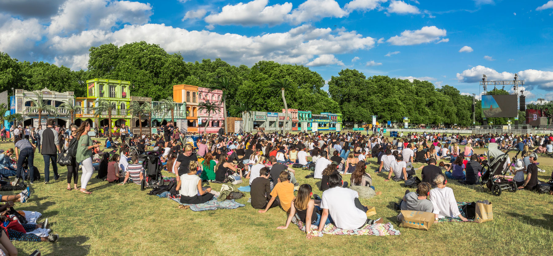 British Summer Time returns to Hyde Park 2019