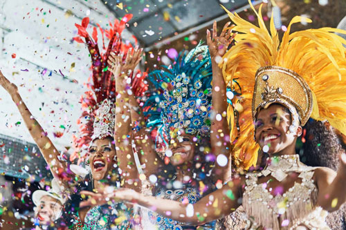 London's Notting Hill Carnival 2019