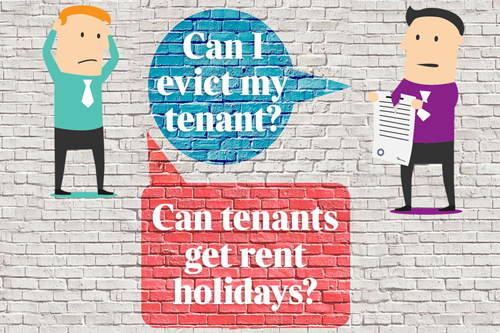 NRLA chief executive, said that while landlords need to be flexible if their tenants are struggling,