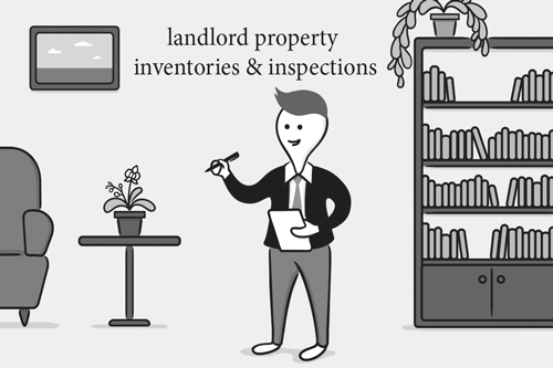 How to create a property inventory
