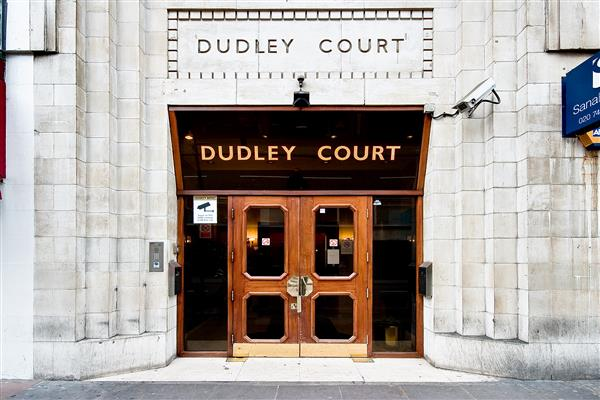 DUDLEY COURT, MARYLEBONE, W1