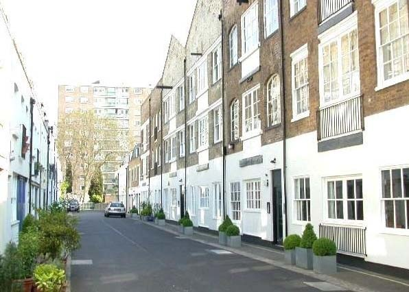 BROOK MEWS NORTH, LANCASTER GATE, W2