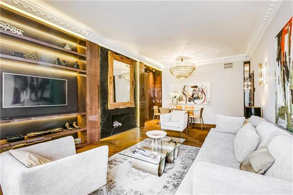 properties for sale 2 bedroom Apartment HANS PLACE, KNIGHTSBRIDGE, SW1X