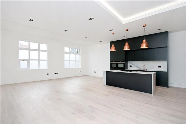 properties for sale 2 bedroom Apartment WARRINER GARDENS, BATTERSEA, SW11