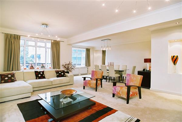 properties for sale 3 bedroom Apartment MAITLAND COURT, LANCASTER GATE, W2