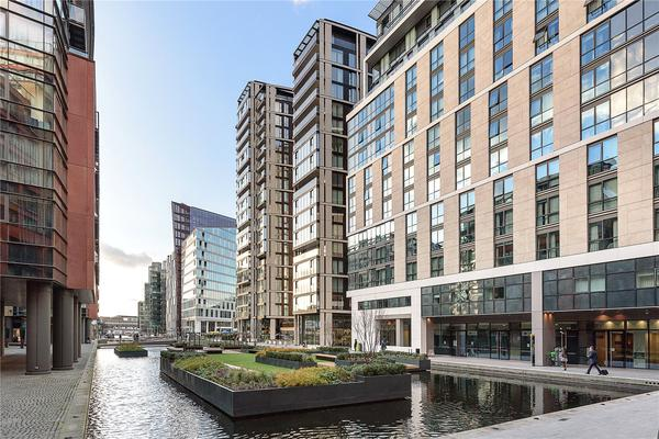 MERCHANT SQUARE, PADDINGTON BASIN, W2