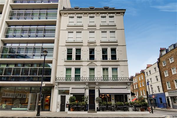 properties for sale 3 bedroom Apartment SEYMOUR STREET, MARYLEBONE, W1H
