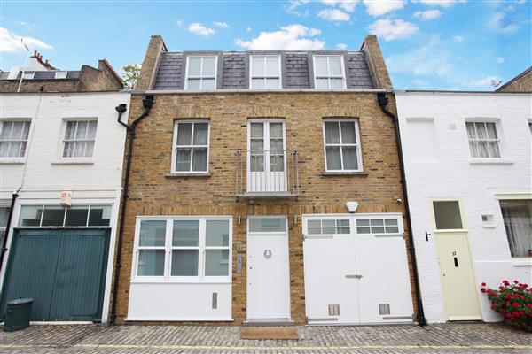 properties for sale 3 bedroom House LEINSTER MEWS, LANCASTER GATE, W2