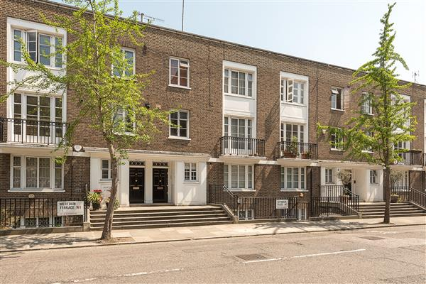 properties for sale 4 bedroom Apartment MERTOUN TERRACE, MARYLEBONE, W1