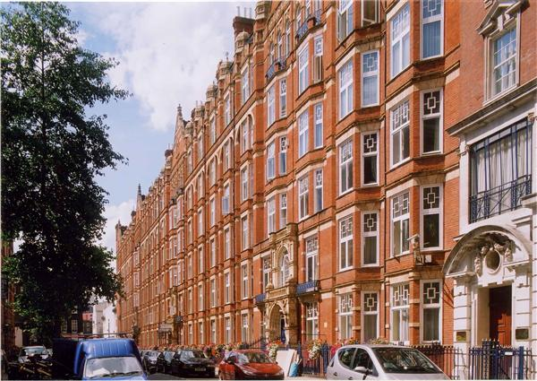 properties for sale 4 bedroom Apartment PENTHOUSE BICKENHALL MANSIONS, MARYLEBONE, W1