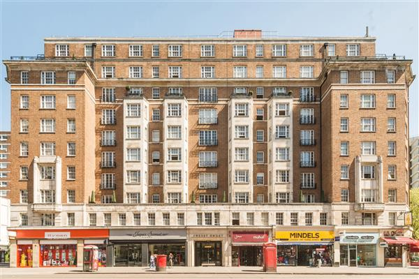 properties for sale Studio Apartment FORSET COURT, MARBLE ARCH, W2
