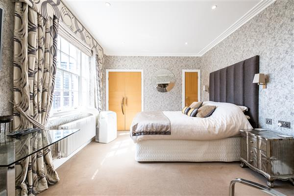 FORSET COURT, MARBLE ARCH, W2