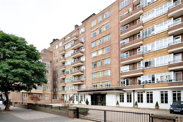 properties for sale Studio Apartment PORTSEA HALL, HYDE PARK, W2