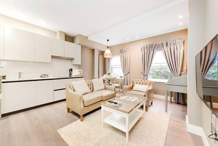 properties to rent 1 bedroom Apartment BOYDELL COURT, ST JOHNS WOOD, NW8