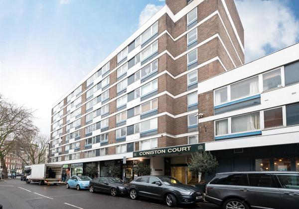 properties to rent 1 bedroom Apartment CONISTON COURT, HYDE PARK, W2