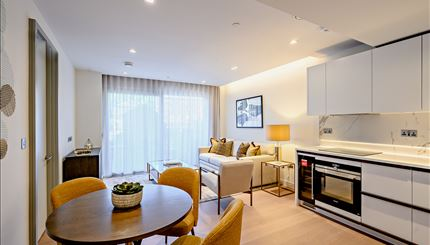 properties to rent 1 bedroom Apartment GARRETT MANSIONS, PADDINGTON, W2