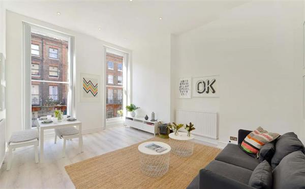 properties to rent 1 bedroom Apartment NOTTINGHAM PLACE, MARYLEBONE, W1
