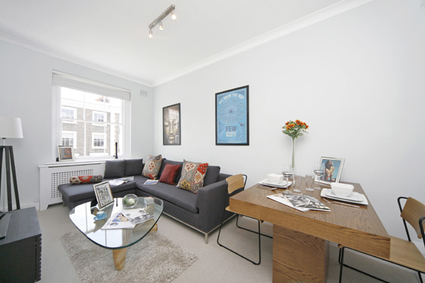 properties to rent 1 bedroom Apartment ORSETT TERRACE, PADDINGTON, W2