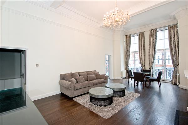 properties to rent 1 bedroom Apartment PONT STREET, KNIGHTSBRIDGE, SW1X