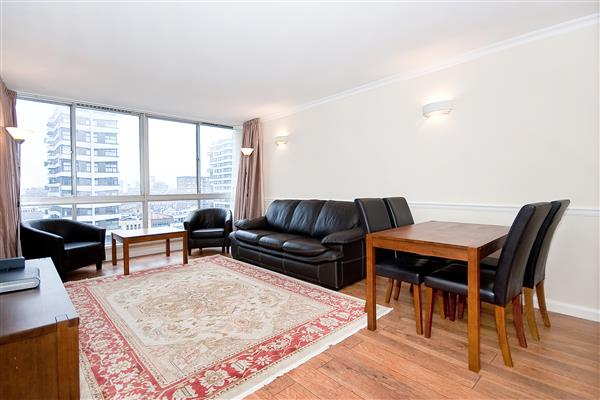 properties to rent 1 bedroom Apartment THE QUADRANGLE, HYDE PARK, W2