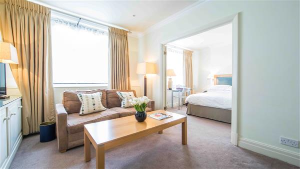 properties to rent 1 bedroom Serviced Apartment BASIL STREET, KNIGHTSBRIDGE, SW3