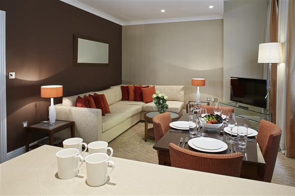 properties to rent 1 bedroom Serviced Apartment CALICO HOUSE, BOW LANE, EC4