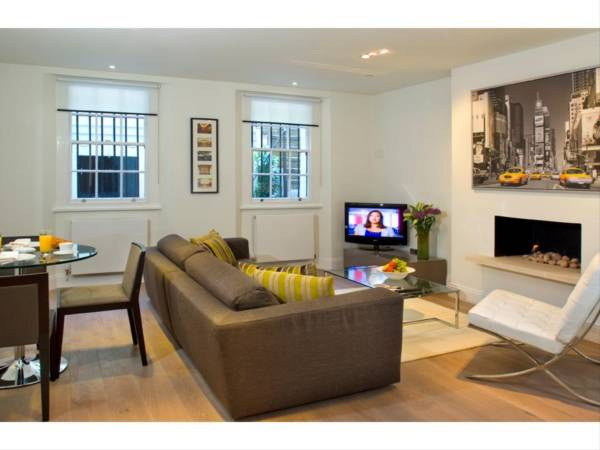 properties to rent 1 bedroom Serviced Apartment CROMWELL ROAD, SOUTH KENSINGTON, SW7