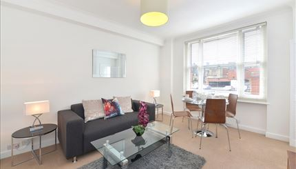 properties to rent 1 bedroom Serviced Apartment HILL STREET, MAYFAIR, W1