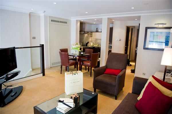 properties to rent 1 bedroom Serviced Apartment PHOENIX HOUSE, WILBRAHAM PLACE, KNIGHTSBRIDGE, SW1