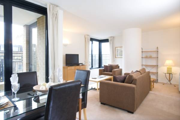 properties to rent 1 bedroom Serviced Apartment POINT WEST,  SOUTH KENSINGTON, SW7