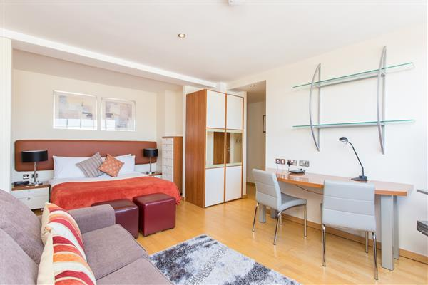 properties to rent 1 bedroom Serviced Apartment ROLAND GARDENS, SOUTH KENSINGTON, SW7.