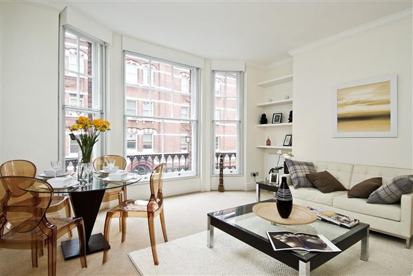 properties to rent 2 bedroom Apartment CHILTERN STREET, MARYLEBONE, W1