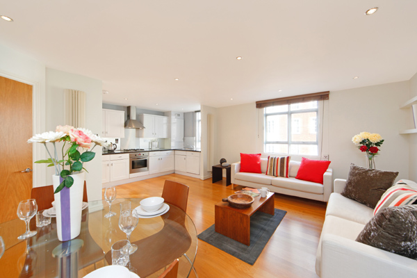 properties to rent 2 bedroom Apartment CRAWFORD STREET, MARYLEBONE, W1