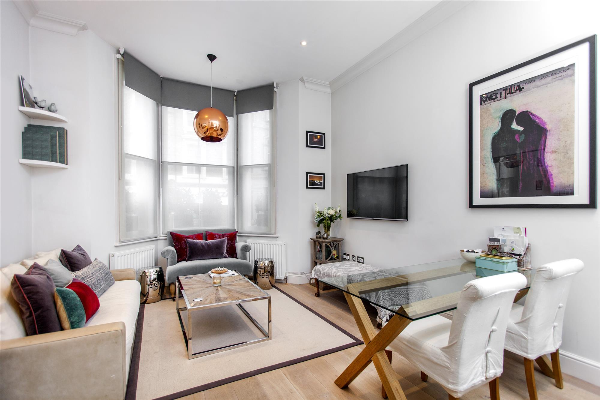 Properties To Rent 2 Bedroom Apartment Finborough Road