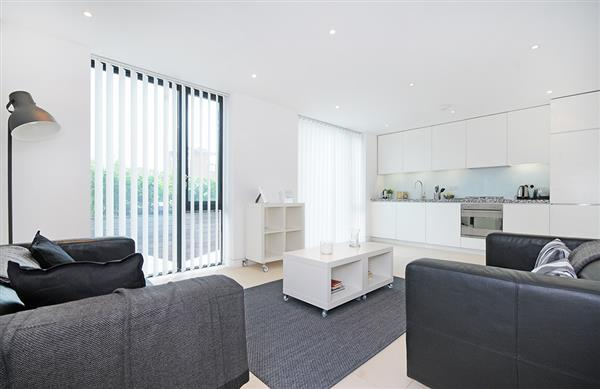 properties to rent 2 bedroom Apartment LATITUDE HOUSE, REGENT'S PARK, NW1