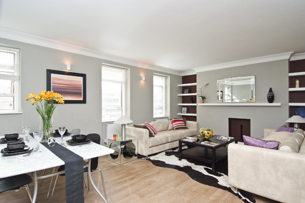 properties to rent 2 bedroom Apartment MACREADY HOUSE, CRAWFORD STREET, W1