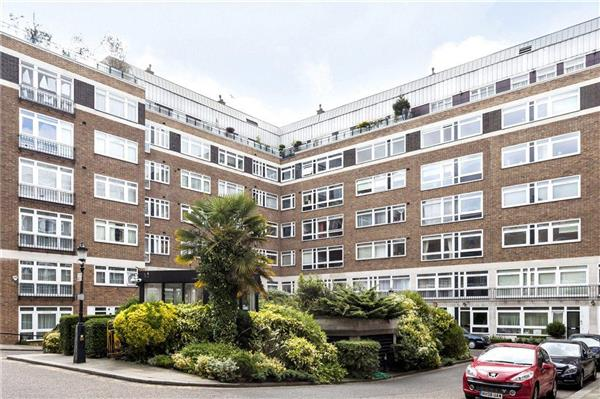 properties to rent 2 bedroom Apartment NOTTINGHAM TERRACE, REGENTS PARK, NW1