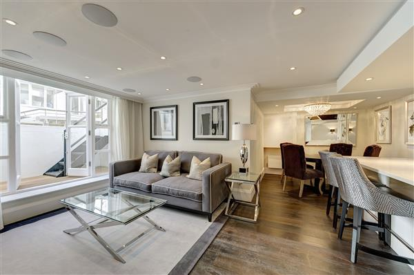 properties to rent 2 bedroom Apartment PARK WALK, CHELSEA, SW10
